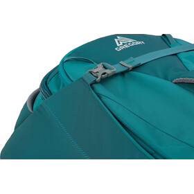 Gregory Outbound 65 Mochila Mujer, antigua green